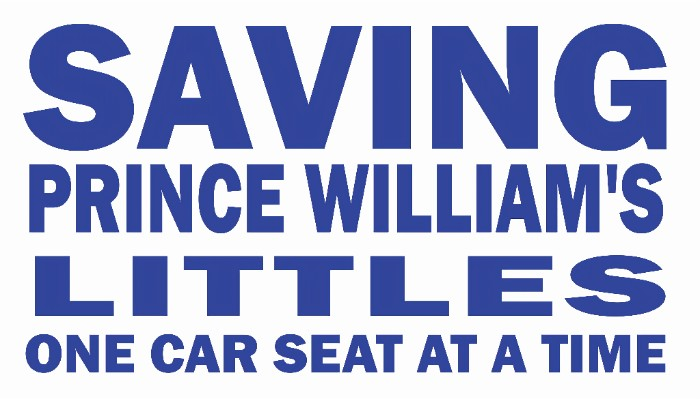 Our latest newsletter is now live – .  Please subscribe if you have not done so already! Hello all – Big thanks to all who have been out to our new website at savingprincewilliamslittles.com.  We have got a bunch of upcoming car seat check events posted t