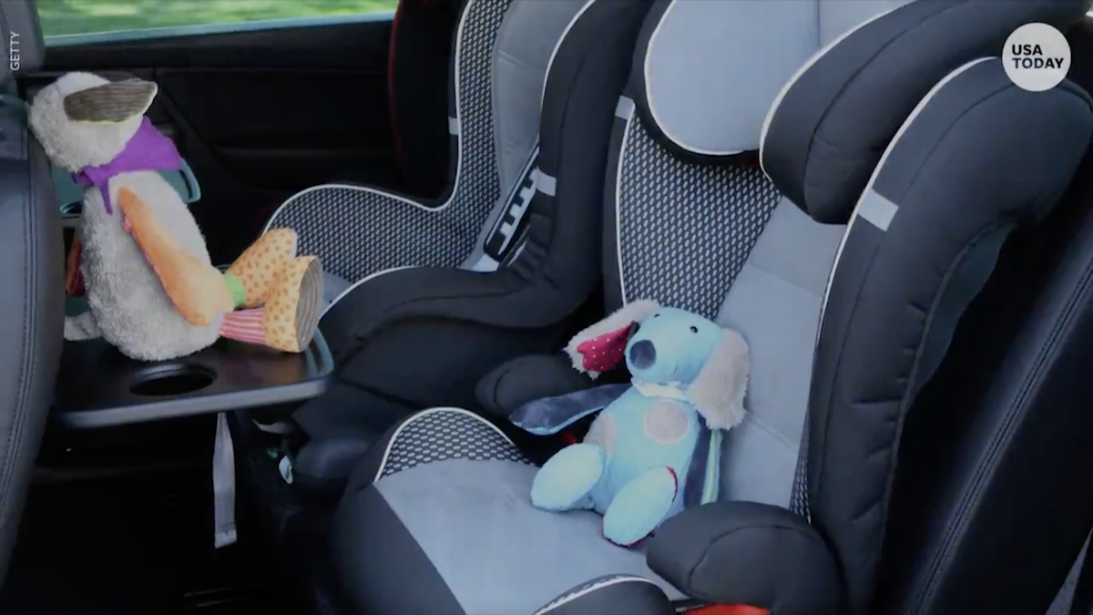 Quick video that's worth watching and sharing.  There's sadly already been 6 Child Vehicular Heatstroke Deaths in the US in 2019. Studies finds that hot cars can become deadly in as little as an hour for children and pets trapped inside.