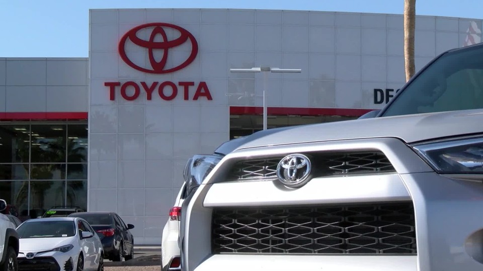 Huge recall on Toyota and Lexus vehicles. Be sure to check if your car is on the list if you have one – . Officials with Toyota have announced a massive recall affecting almost 700,000 cars, SUVs and truck s in the U.S.
