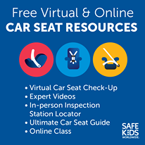 We are more than happy to do virtual car seat checks or setup time for a one-on-one car seat check.  You can send us a message through Facebook or email savingprincewilliamslittles@gmail.com.   Likewise, SafeKids.org has a number of excellent resources av…